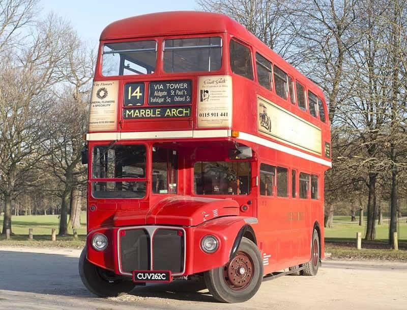 Transport 1965 Routemaster bus
