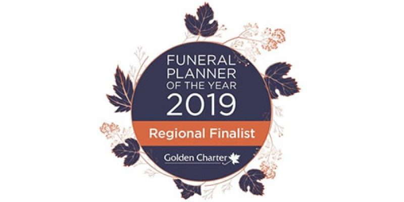 Nomination for the award of Funeral Planner Of The Year