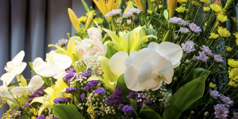Appropriate Funeral Flowers