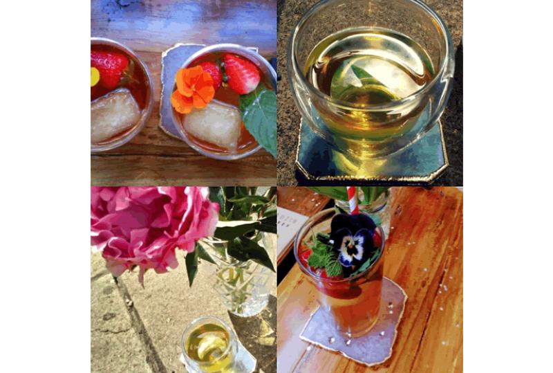 Cold brewed teas - update
