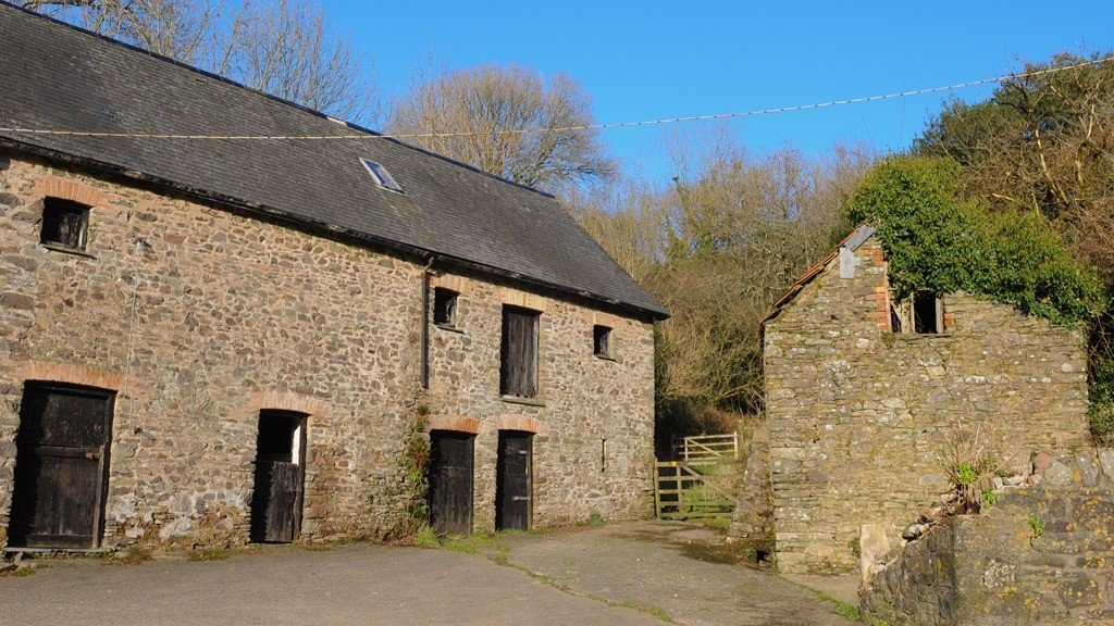 Looking at uses for redundant farm buildings