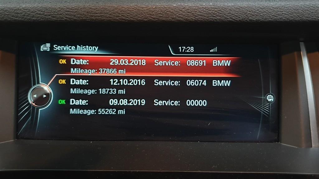 BMW CBS & Service History Updates