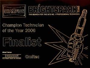 Bright Spark 2006