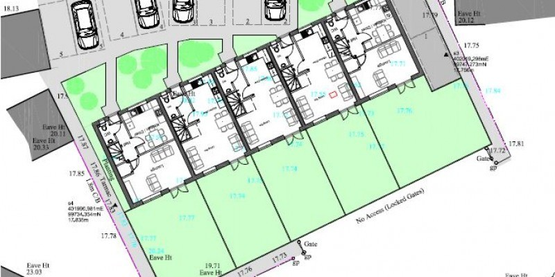 Five dwellings approved in Dorset