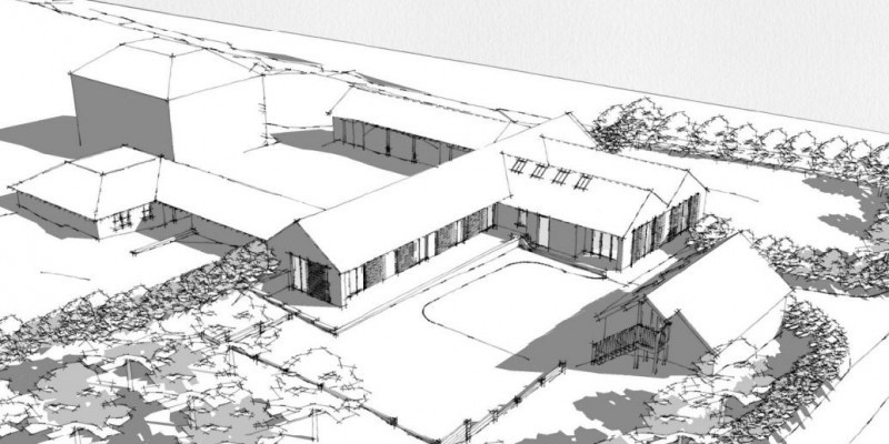 New dwelling permitted in a countryside location