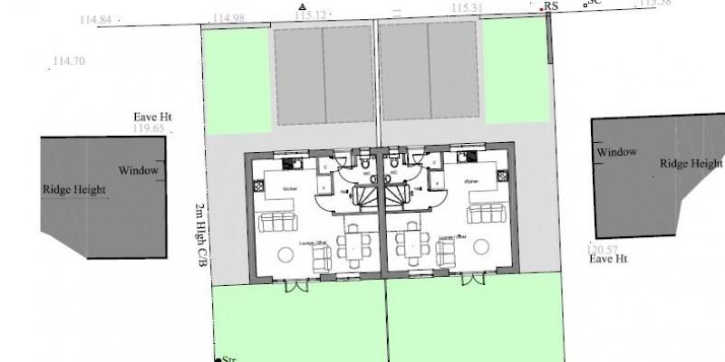 Pair of dwellings allowed on underused garage site