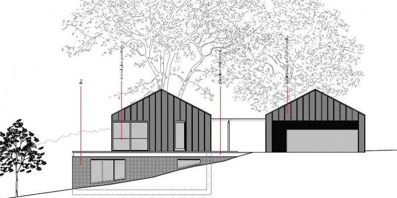 Reserved matters for new Wiltshire dwelling approved