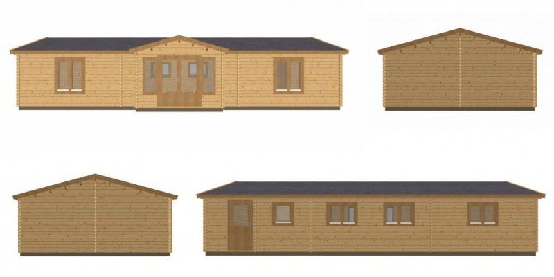 Second mobile log cabin annex agreed