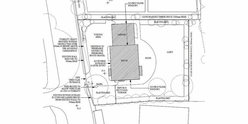 House allowed on appeal outside of settlement boundary