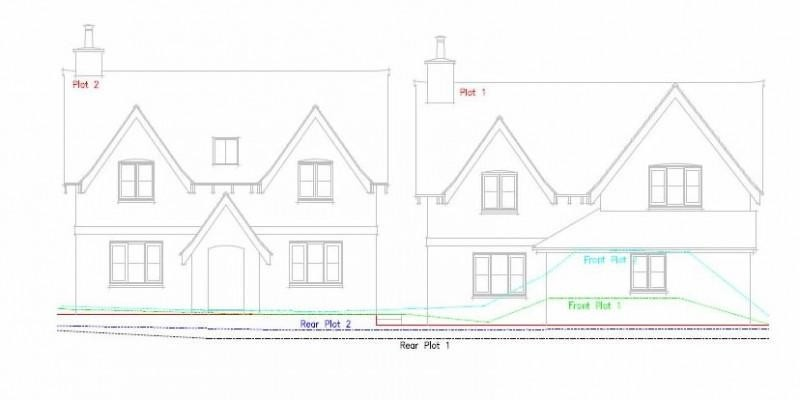 Two dwellings permitted in Cherrill