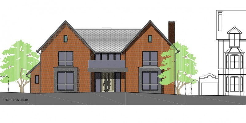 Replacement dwelling approved in Devizes