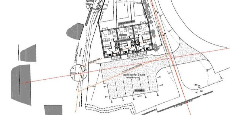 Three dwellings approved in Dorset