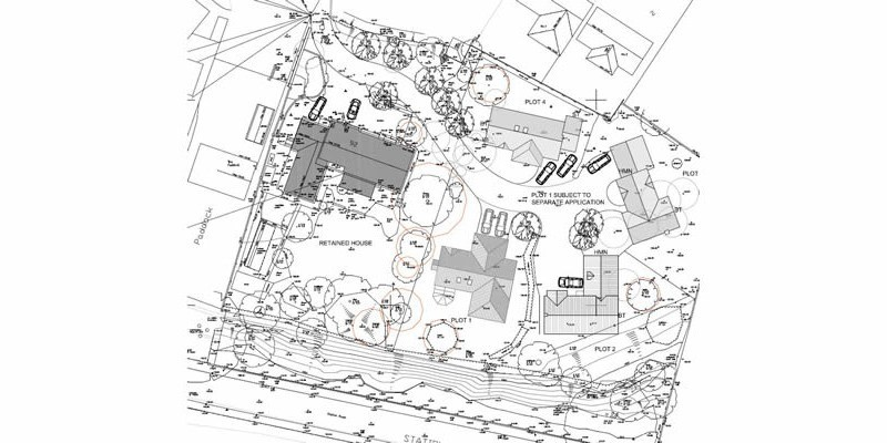 Four new dwellings permitted in Devizes