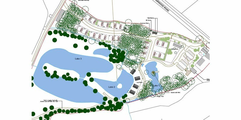Holiday lodge and camping proposal approved