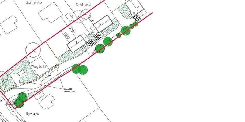 Retention of dwelling approved near Salisbury