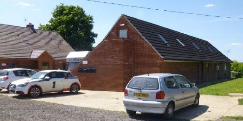 Conversion of rural office to residential use permitted.