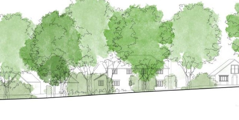 Amended replacement dwelling approved