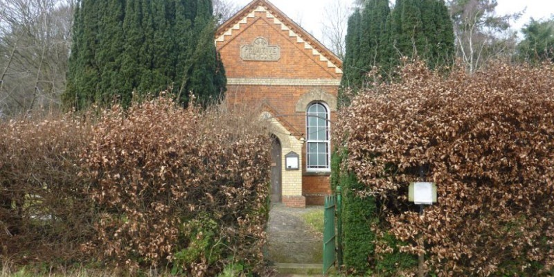 Conversion of former chapel to residential use permitted in Wiltshire