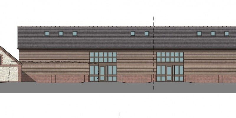 Conversion of Wiltshire barns to residential approved