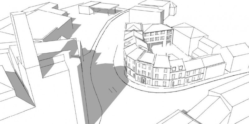 Major town centre scheme approved in Wiltshire