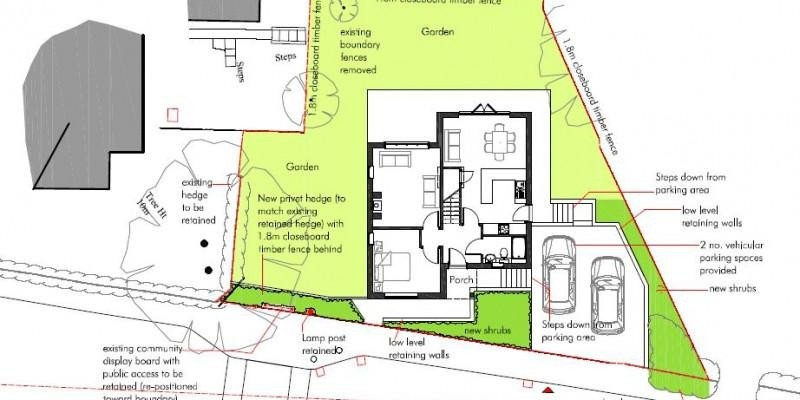 New house permitted in Weymouth