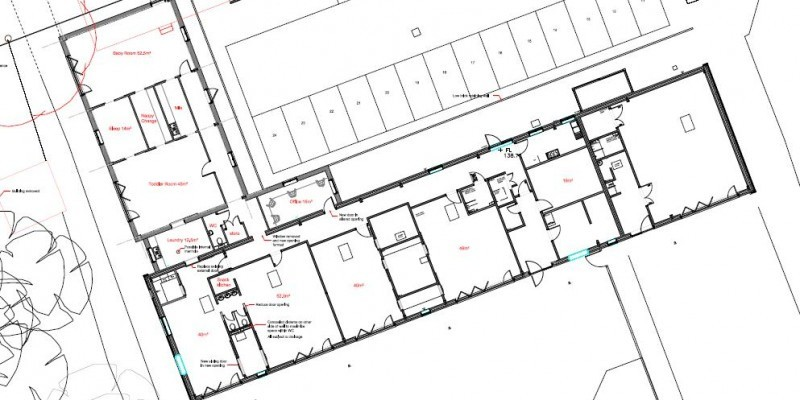 Extension to a children's nursery permitted in Devizes