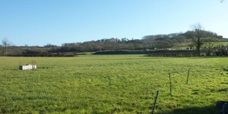 Bund and agricultural track approved on Wiltshire Farm
