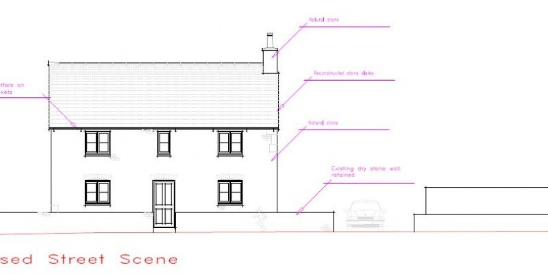 New house permitted in Tetbury conservation area