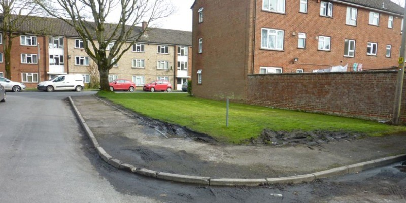Communal parking area permitted in Devizes