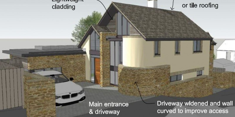 Planning appeal allowed for new dwelling in Chipping Norton