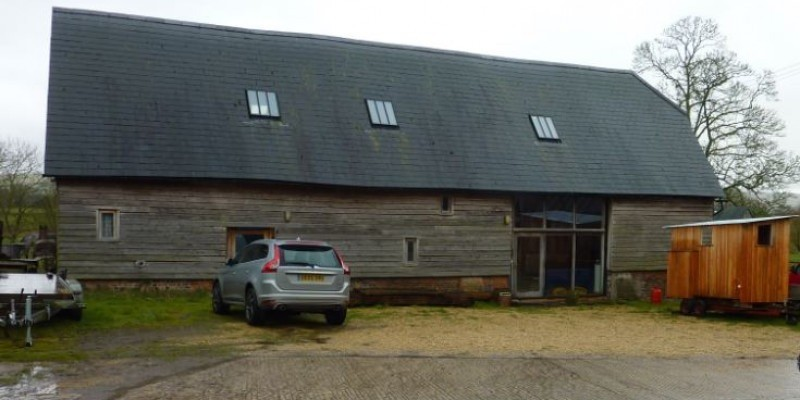Full planning permission for Conversion of rural office building to dwelling permitted