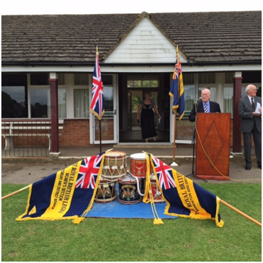 Royal British Legion Drumhead Service
