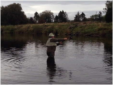 I am a keen Fly Fisherman and fish locally as well as enjoying trips away to fish with friends.