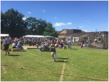 annual fete at St. George's School